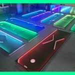 LED Putt Putt Miniature Golf - 9 Hole