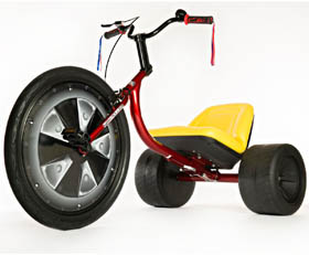 Adult Big Wheel (Set of 2)