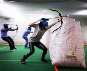 Archery Tag Indoor