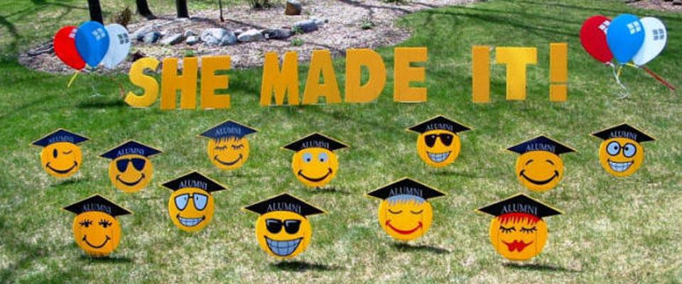 Graduation Rentals!