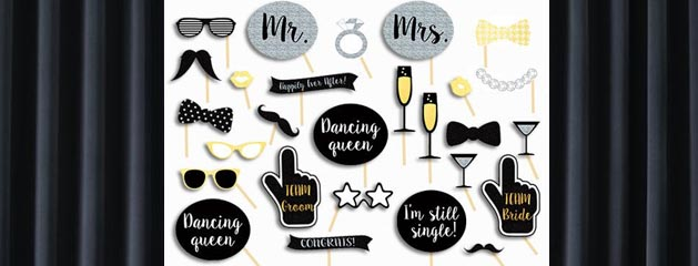 3 Ways to Include a Photo Booth at Your Wedding