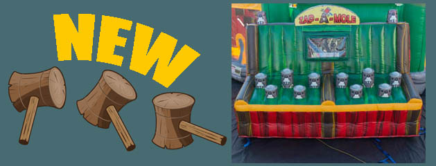 WHACK-A-MOLE added to inventory