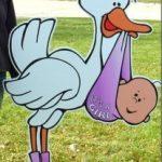 stork-sign-girl