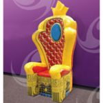 throne-inflatable