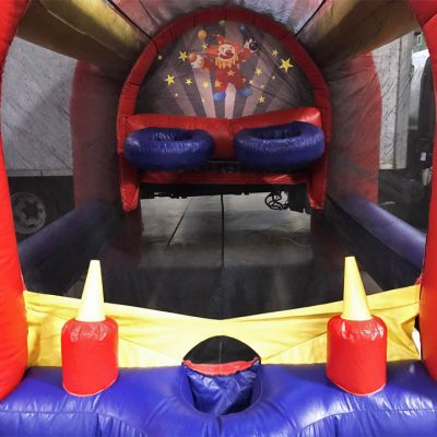 Airball Basketball Inflatable Carnival Game Rental - Cincinnati, Ohio