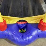 Airball Basketball Inflatable Carnival Game Rental - Cincinnati, Ohio