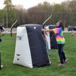 Archery Tag - Archery Dodgeball Rental, Cincinnati, Ohio