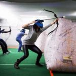 Archery Tag - Archery Dodgeball Rental, Cincinnati, Ohio