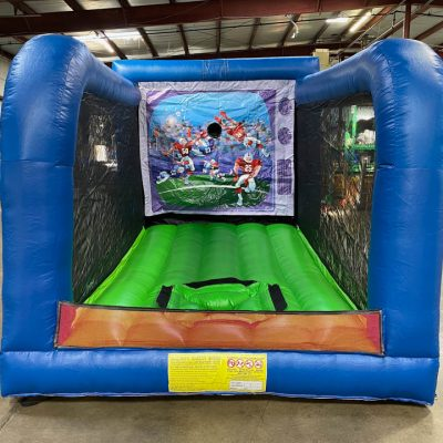 Mechanical Armchair Quarterback Football Game Rental Cincinnati Ohio