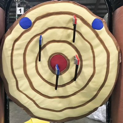 Axe Throwing Inflatable Rental - Viking - Cincinnati, Ohio