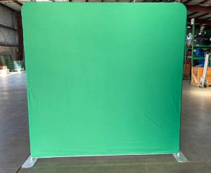 Green Screen_Back Drop Rental for Photo Booth_Trade Show_Convention_Prom_After Prom_Cincinnati Ohio