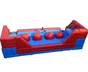 Big Baller Extreme Ball Run Inflatable Rental Cincinnati Ohio