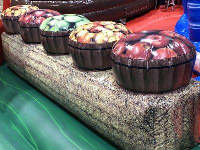 Bobbing for Apples - Interactive Bungee Inflatable Rental Cincinnati, Ohio