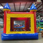Custom Castle Bounce House Renal Cincinnati Ohio