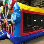 Ferris Wheel Carnival Bounce House Inflatable Rental Cincinnati Ohio