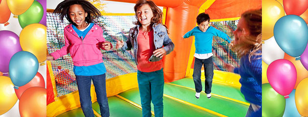 Celebrate Birthdays, Plan a Staycation or Family Party with a Bounce House Rental!