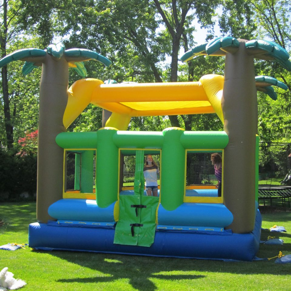 Bounce House Rentals_Summer2020_Tropical Teen & Adult