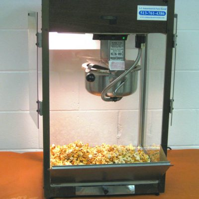 Popcorn Machine Caramel Corn Maker Rental Cincinnati Ohio