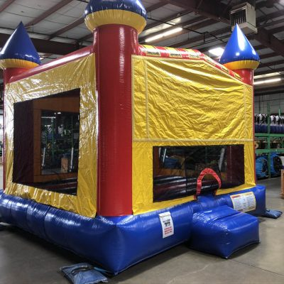 Custom Castle Bounce House Renal Cincinnati Ohio