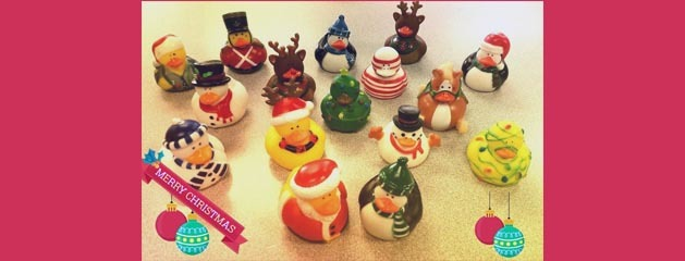HOLIDAY DUCKS added to inventory!