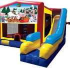 Panel – Christmas for Playhouse – Bounce House, Castle – Bounce House, Playhouse Combo