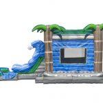 Wet/dry Bounce House Water Slide Inflatable Combo rental cincinnati ohio