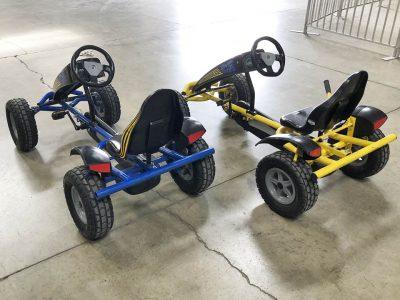 Competition Race Kart Pedal Go Cart Rental Cincinnati Ohio