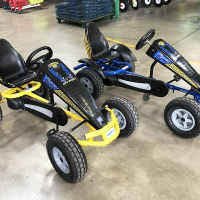 Competition Race Kart Pedal Go Cart Rental Cincinnati Ohio