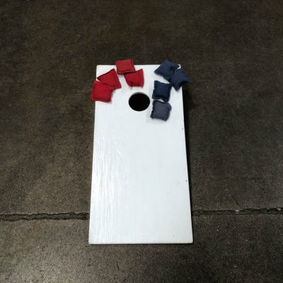 Kids Jr. Cornhole bean bag toss game rental cincinnati ohio
