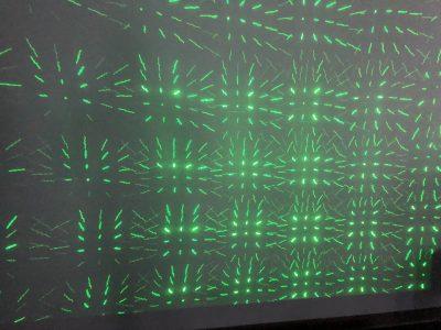 DJ Laser Light Red and Green Lights Rental Cincinnati Ohio