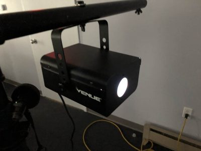 DJ Light System Color Strobe Fog Machine Rental Cincinnati Ohio