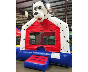 Dalmatian Dog Inflatable Bounce House Rental Cincinnati Ohio