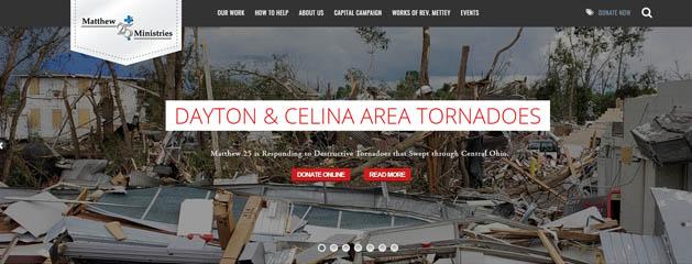 Dayton Ohio Tornado Relief Donation