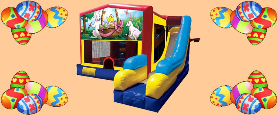 Easter Bounce House & Party Rentals!