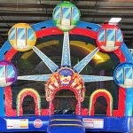 Ferris Wheel Carnival Bounce House Inflatable Rental Cincinnati Ohio