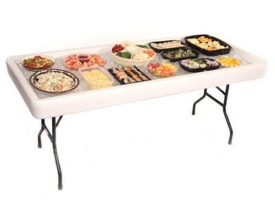 Fill-N-Chill Party Food and Ice Table Rental Cincinnati Ohio