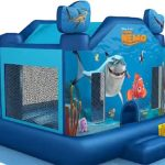 Finding Nemo Dory Disney Inflatable Bounce House Rental Cincinnati Ohio