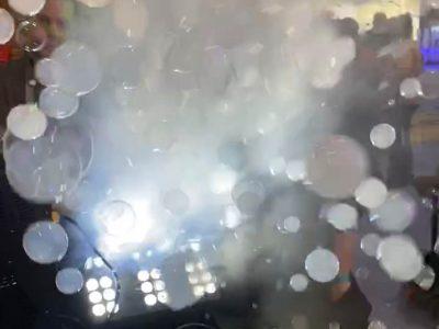 Foggy Bubbler Fobble Machine Rental Cincinnati Ohio