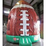 Football Sports Inflatable Bounce House Rental Cincinnati Ohio