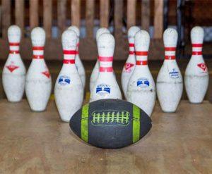 Fowling Football Bowling Rental Cincinnati Ohio