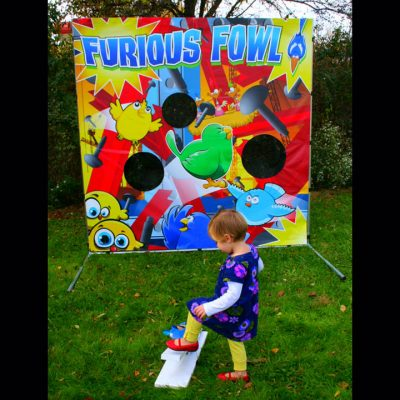 carnival frame game furious fowl angry bird rental cincinnati ohio