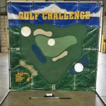 Frame Carnival Game Golf Chipping Challenge Rental Cincinnati Ohio