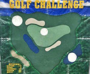 Frame Carnival Game Golf Chipping Challenge Rental Cincinnati Ohio