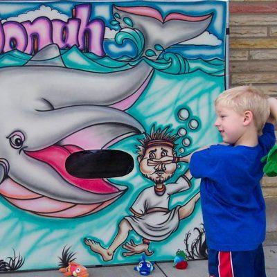 Carnival frame game bible jonah & the whale rental cincinnati, ohio
