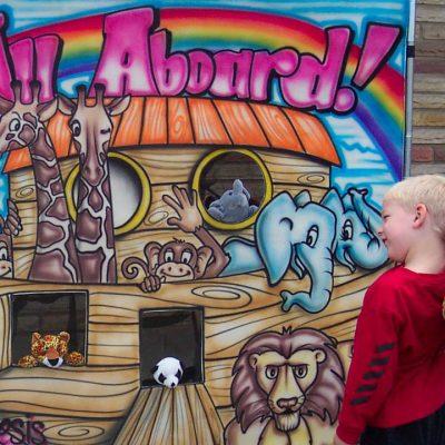 carnival frame game noah's ark bible rental cincinnati ohio