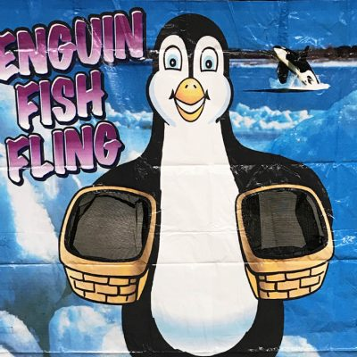 Carnival frame game penguin fish fling rental cincinnati ohio