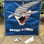carnival frame game shark attack rental cincinnati ohio