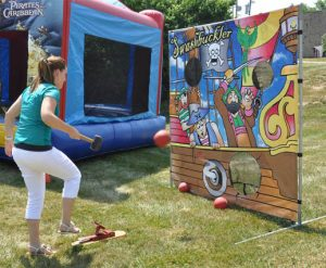 Carnival Frame Game_Pirate Themed Rental with Player_Cincinnati Ohio