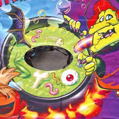 Carnival Frame Game Halloween Witch's Brew Cauldron Rental Cincinnati Ohio