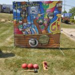 Carnival Frame Game_Pirate Themed Rental_Cincinnati Ohio